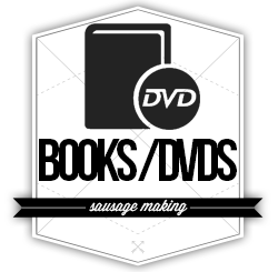 Sausage Making Books & DVDs