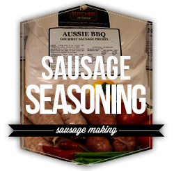 Sausage Flavours & Seasonings