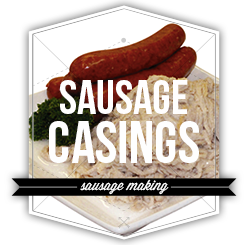 Sausage Casings & Skins